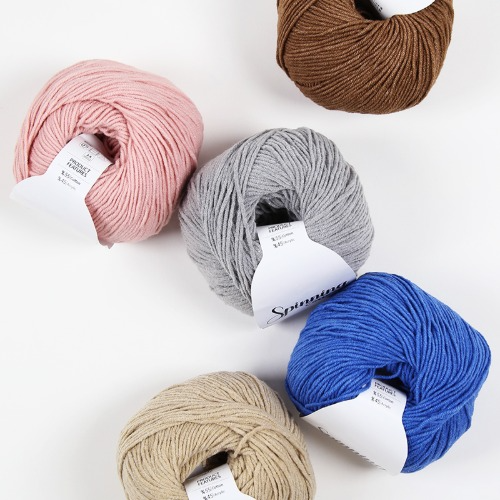 스피닝코튼 Spinning Cotton (50g)